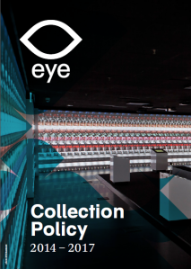 Eye collection policy 2014-2017
