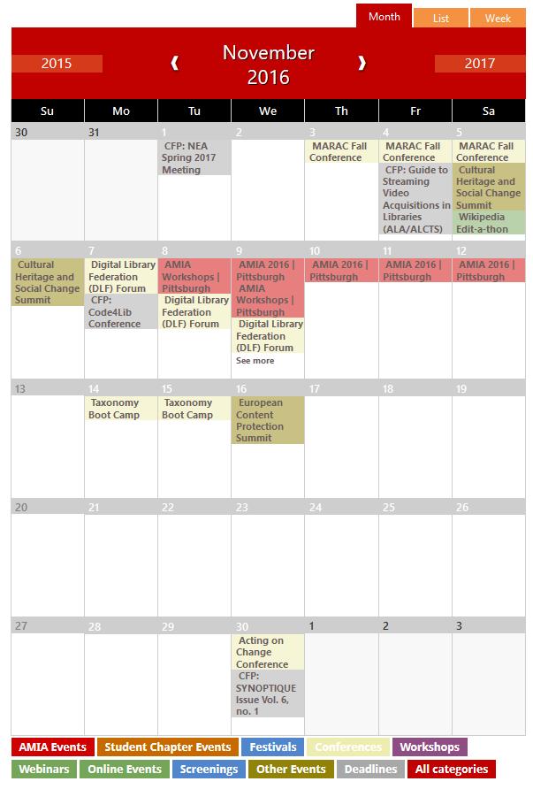 amia-calendar-nov-2016